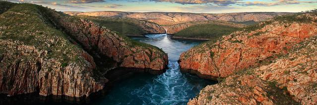 The Horizontal Waterfalls, Talbot Bay, Western Australia