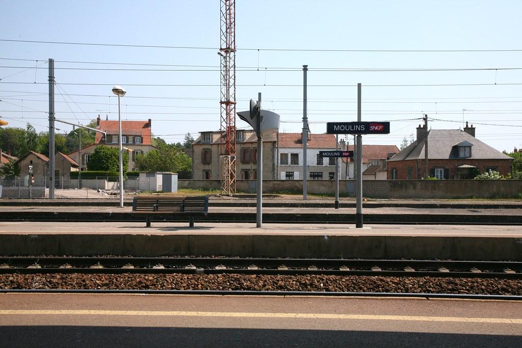 France  Auvergne  Moulins