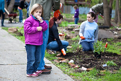 South End Earth Day 2011 - Albany, NY - 2011, Apr - 22.jpg by sebastien.barre