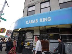 日, 2011-05-01 18:25 - Jackson Heights: Kabab King