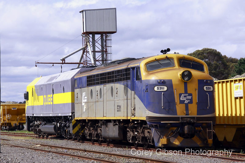 S311 at Maroona by Corey Gibson