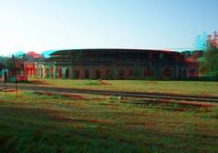 Rotunda de Ribeirão Vermelho - MG - Em 3D