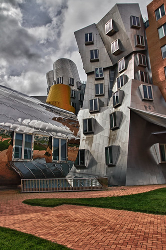 MIT Stata Center - [Explore 6/27/2011] | by w4nd3rl0st (InspiredinDesMoines)
