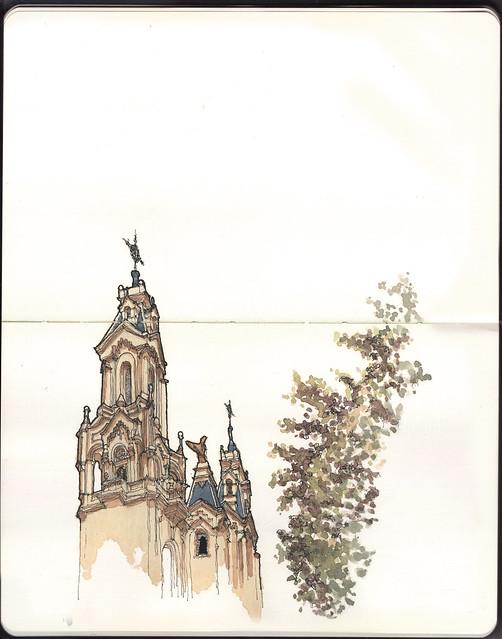 Iglesia Santa Felicitas / Santa Felicitas Church: