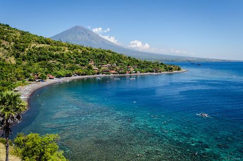 Amed, Bali.   by Tiomax80