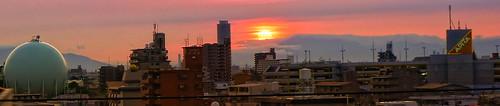 sunset japan lumix panasonic nagoya dmclx5