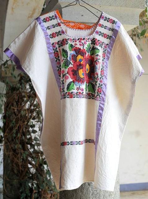 Amuzgo Huipil Mexico