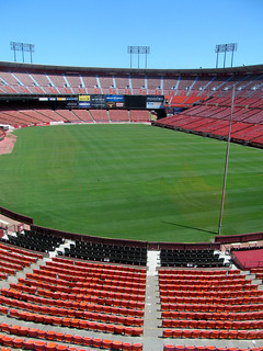 Candlestick Park | by rocor