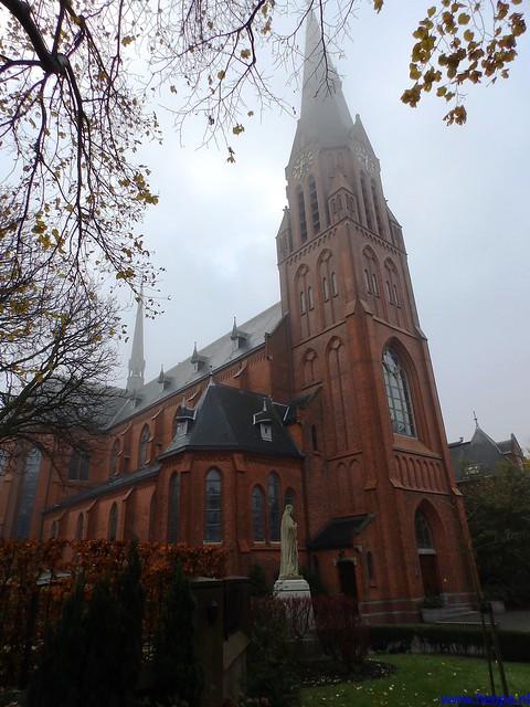 16-11-2013 Wassenaar 25 Km (26)