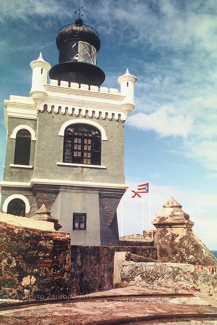 Old San Juan III...