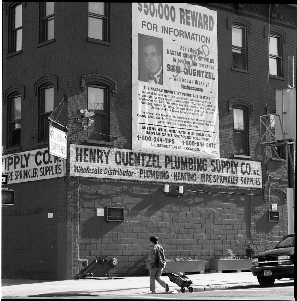 Henry Quentzel Plumbing Supply Co Throop Avenue Brooklyn Flickr