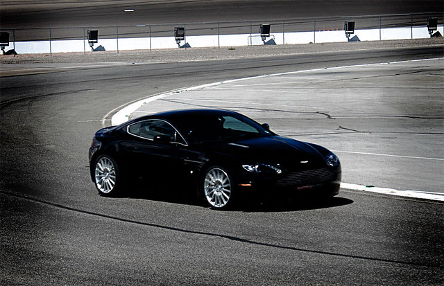 Aston Martin Driving Experience Take The Wheel Of The Late Flickr