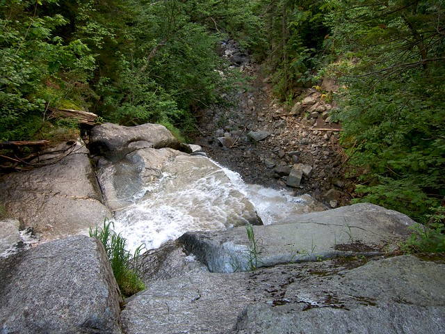 0:49:55 (14%): waterfall hiking newhampshire whitemountains franconianotch mtlafayette fallingwaterstrail mtlincoln franconiarange