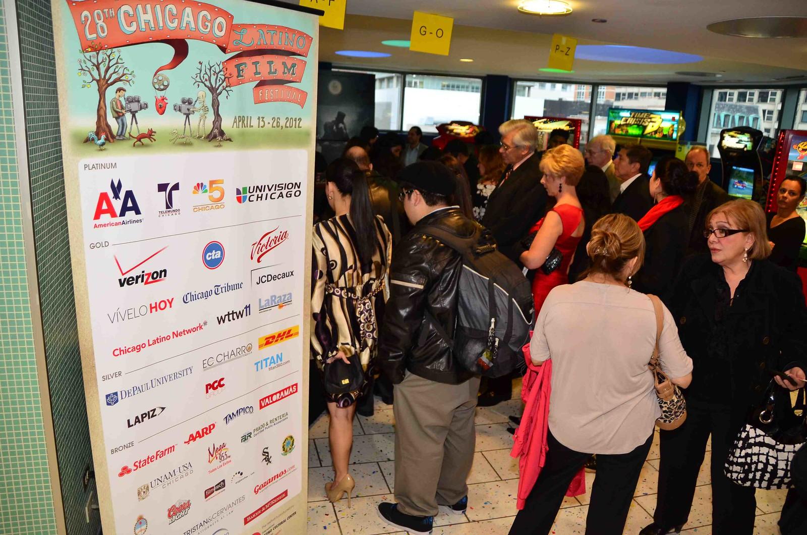Noite do Brasil: 28th Chicago Latino Film Festival