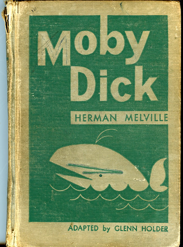 Moby Cute - MOBY DICK (1950)