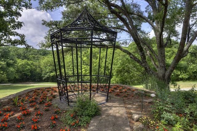 Landscape, Cheekwood Botanical Garden, Nashville, Tennessee 2