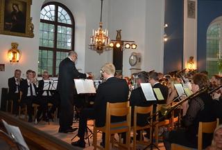 Åsenhöga Brass Band - Sommarkonsert 140627