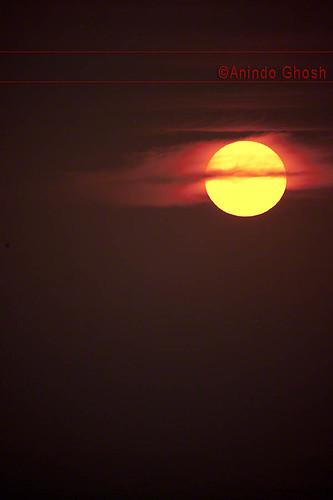 sunset sky sun india clouds evening indian goa anindo chapora anindoghosh chaporafort imagesofharmony anindobigfootcom