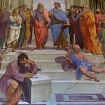 Scuola di Atene アテナイの学堂