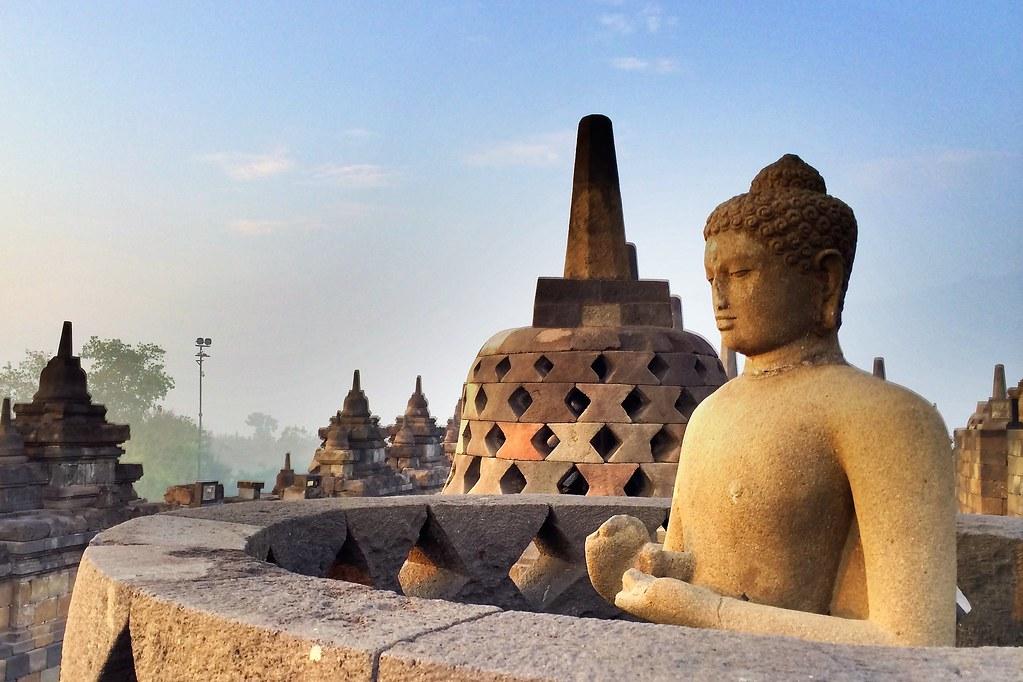 Borobudur - Indonesia