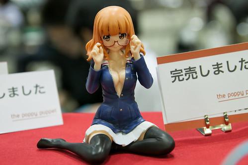 the poppy puppet 武部沙織 | by 空条HYO太郎ヲ