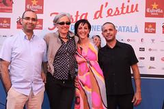 Montse Pedrós, Tessa Renaudo, Marc Vaíllo 2