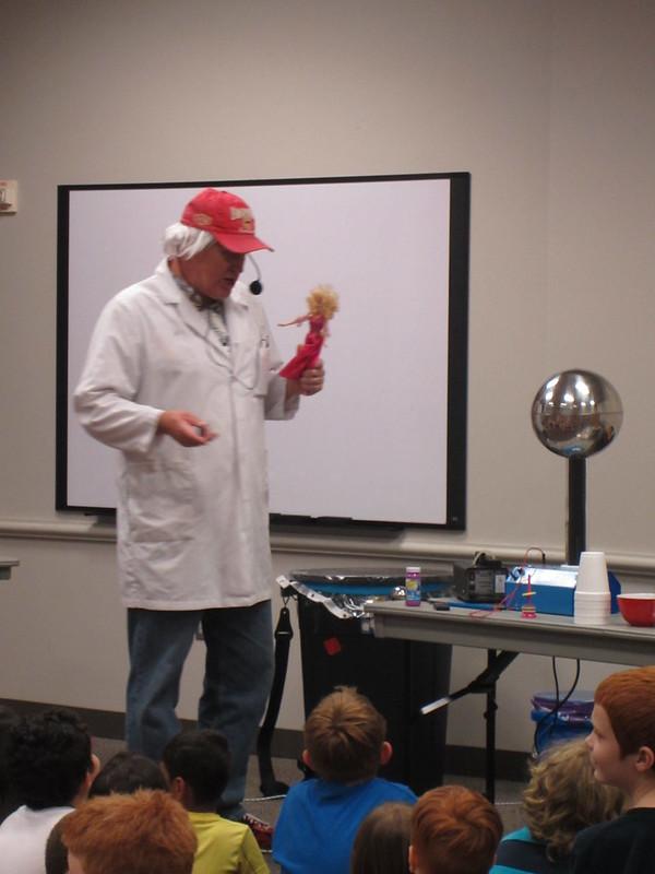 FM Crazy Scientist Mark Shepherd 7-3