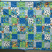 Quilt 2009.06 Dream of the Green Turtles
