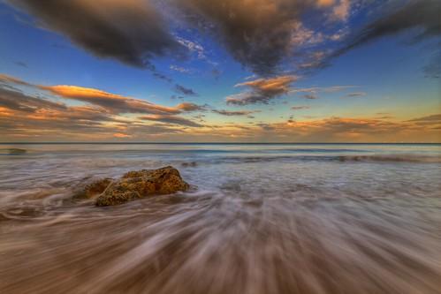 ireland sunset sea irish photoshop canon bay hole sigma software 7d nik jacks wicklow 1020 hdr define brittas photomatix cs5 magheramore