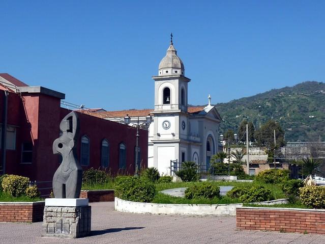 Roccalumera (Me) - Chiesa della Madonna del Carmine