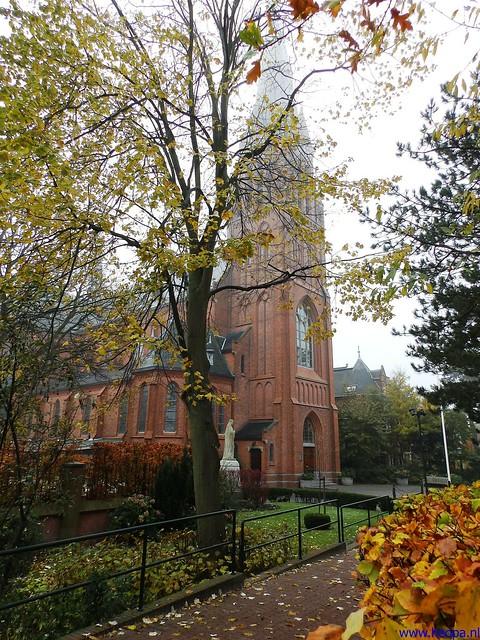 16-11-2013 Wassenaar 25 Km (25)