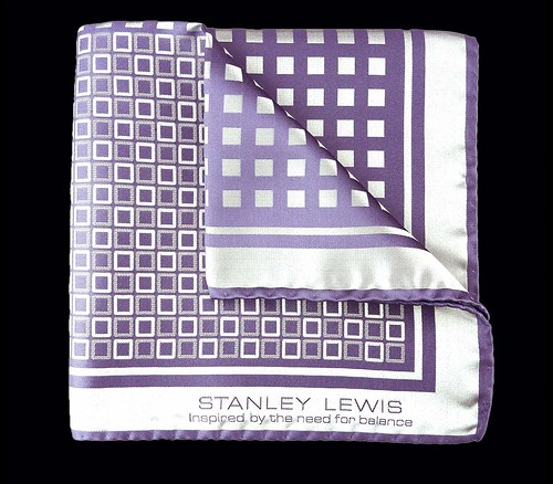 Pale Blue Stanley Lewis Mens Royale Paisley Tie /& Sock Set