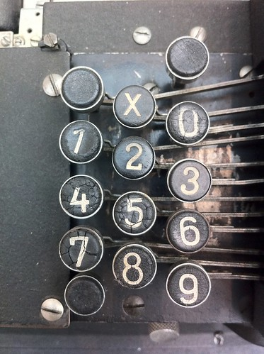 Numeric keypad   by andyp uk