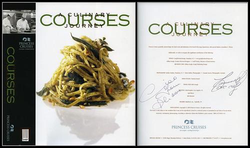photo - Princess Cruises Cookbook