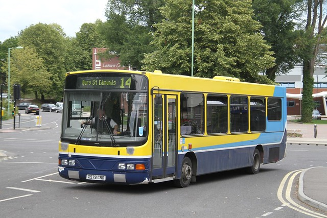 ENSIGN loan vehicle X979CNO HAVERHILL 300611 (on hire to STEPHENSONS)