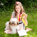 Winner at Novelty Dog Show 2012