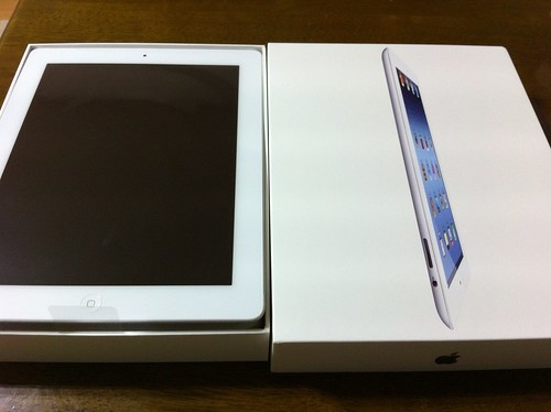 The New iPad | by tsunet