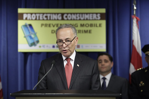 Senator (D-NY) Charles E. Schumer Speaks in Support | by fccdotgov