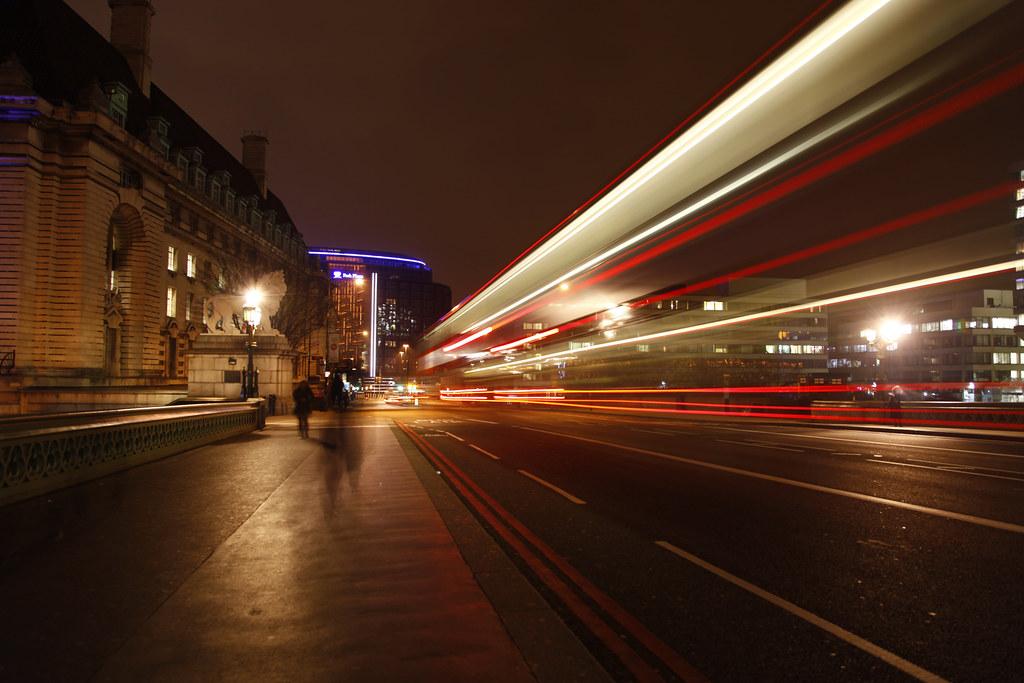 #37 Westminster Bridge - late evening