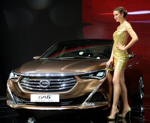 Beijing - Trumpchi GA6 Concept