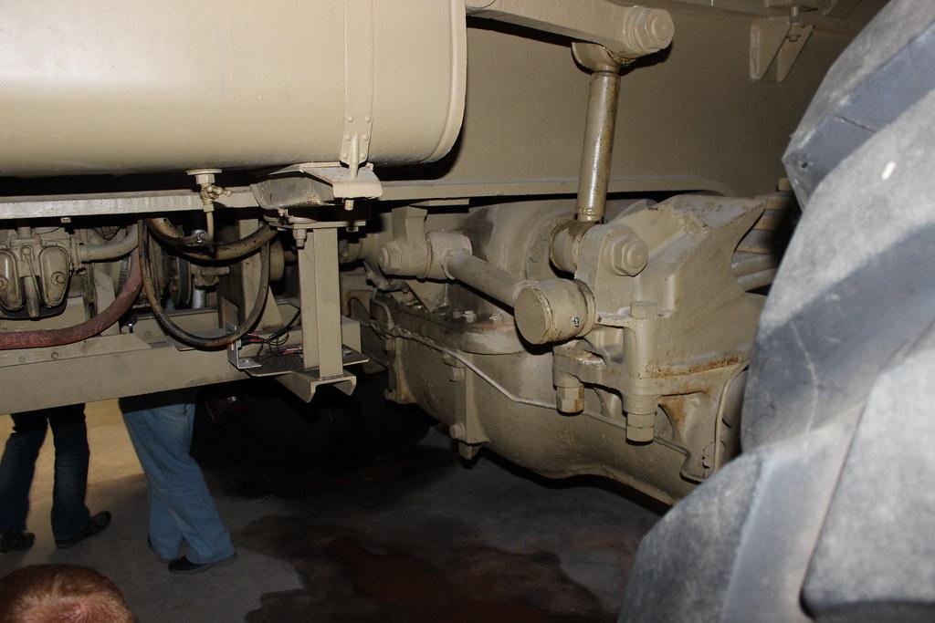 BERLIET T100 AXLE | berliet t100 axle seen at the berliet fo… | Flickr