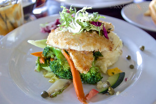Sand Dabs at The Fish Hopper (Monterey Bay, CA) | by claramichelle