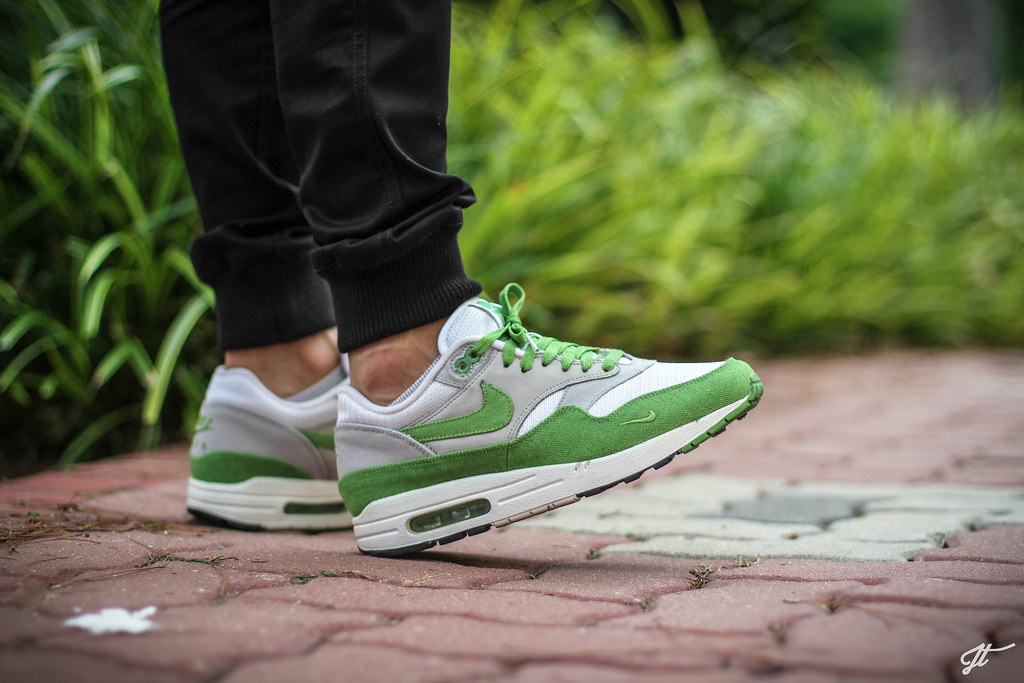 official photos 34bcd 61707 ... Nike Air Max 1 Patta - White Chlorophyll   by jht3