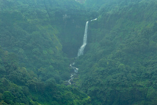 Kune Waterfalls, Khandala | by Sarath.kuchi