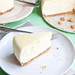 Tall and Creamy Classic New York Cheesecake