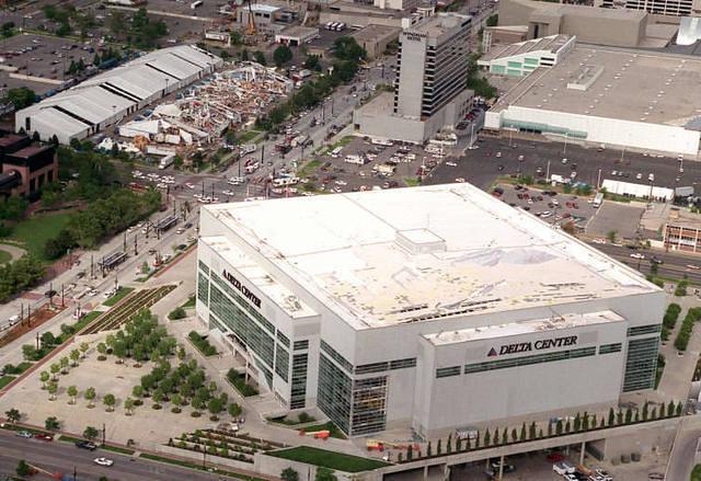 1999: August 11, 1999 tornado rips through SLC