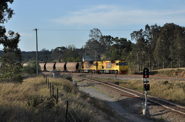 Aurizon on the Up