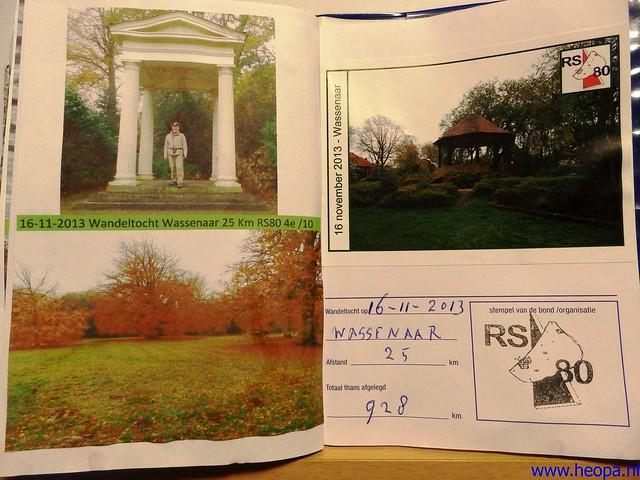 16-11-2013 Wassenaar 25 Km (76)