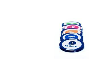 Fedora Poker Chips #4