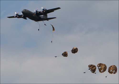 the parachutists accident